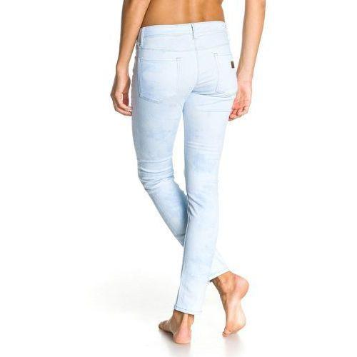 jeansy Roxy Suntrippers Tie Dye - BDL0/Wan Blue - produkt z kategorii- spodnie męskie