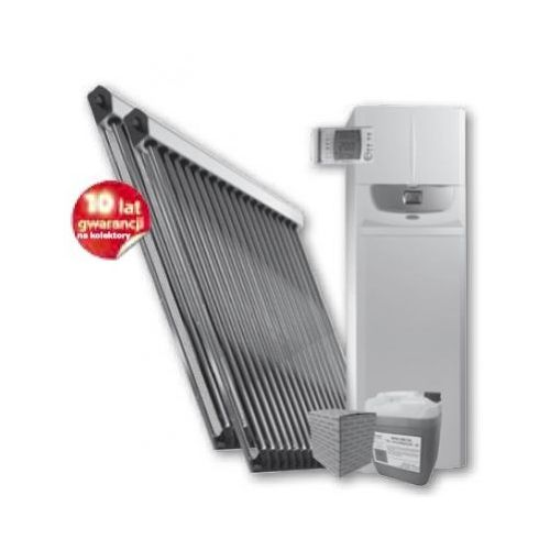 immersole hs heat pipe 1 x 30 pakiet solarny od producenta Immergas