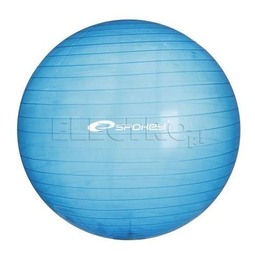 Produkt Piłka gimnastyczna SPOKEY Fitball T Niebieska 75cm + Odbiór w 650 punktach Stacji z paczką!