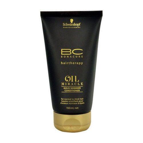 Schwarzkopf BC Oil Miracle Gold Shimmer Conditioner Thick Hair 150ml W Odżywka do włosów - produkt z kategorii- odżywki do włosów