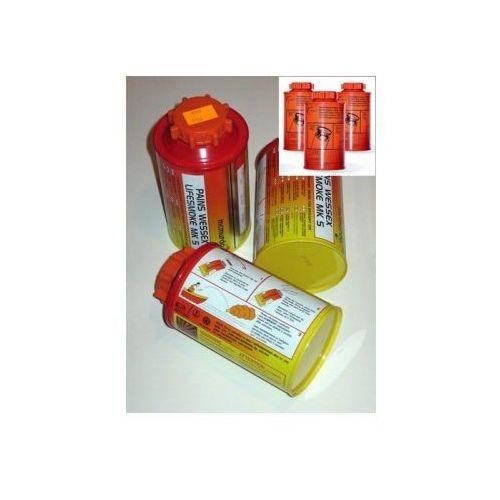 Produkt Pławka dymna pomarańczowa SOLAS / WHEELMARK