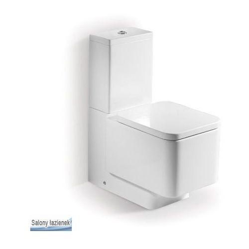 Produkt z kategorii- pozostałe artykuły hydrauliczne - Miska WC o/podwójny + zbiornik