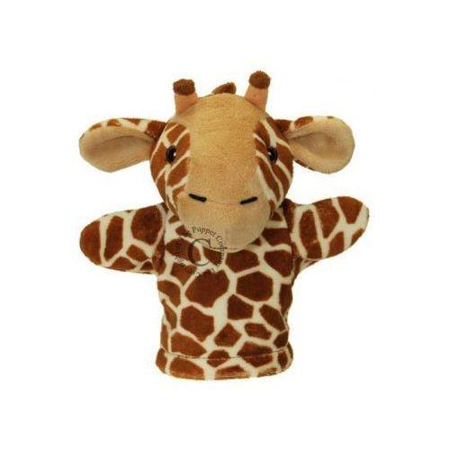 Żyrafa - pacynka dla najmłodszych (pacynka, kukiełka)