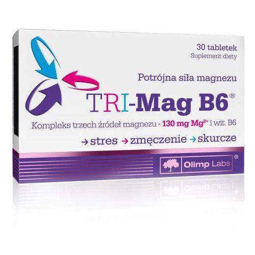 OLIMP TRI-MAG B6 30 Tabletek, postać leku: tabletki