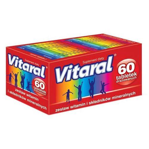 [tabletki] Vitaral x 60 draz.