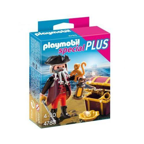 Towar PLAYMOBIL Pirat i skrzynia 4783 z kategorii skrzynki i walizki narzędziowe