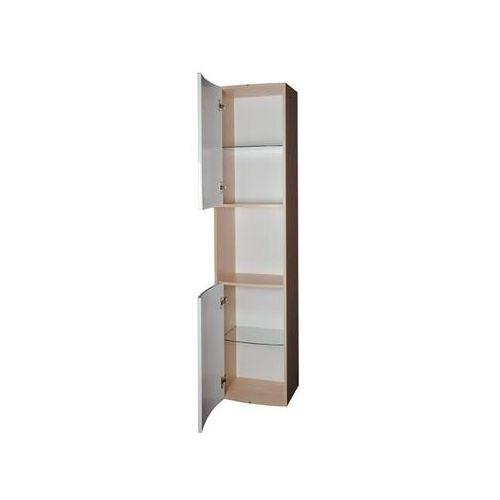 Słupek łazienkowy SB UNI PRAKTIK, ROSA biały/brzoza X000000166 Ravak - produkt z kategorii- regały łazien
