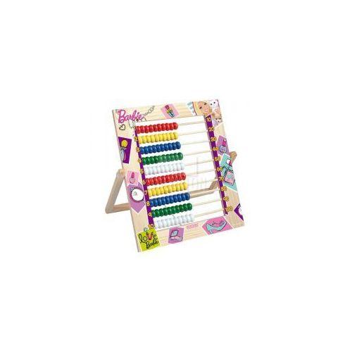Liczydło drewniane Barbie 291372 - oferta [35074c7c07255618]