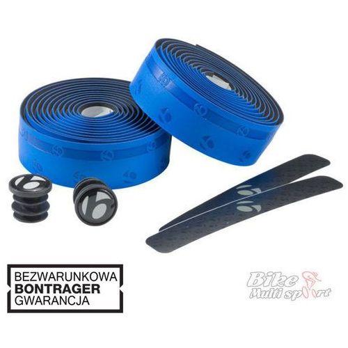 Owijka Gel Grip do kierownic Bontrager niebieska - Niebieski - oferta [55fc477c2795c5e8]