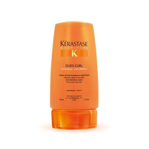 Produkt z kategorii- pozostałe kosmetyki do włosów - Kerastase Nutritive Krem modelujący Oleo-Curl 150 ml