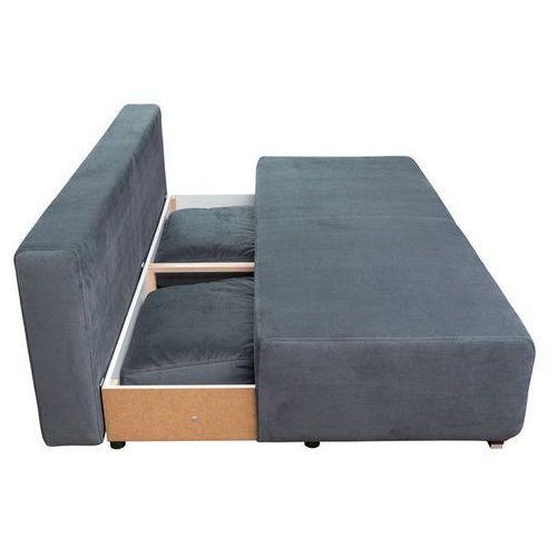 Sofa rozkładana LA COSTA - szary, Meble tapicerowane