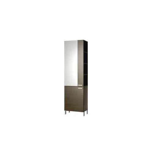 Szafka Frida Cersanit słupek lewa S525-002 - produkt z kategorii- regały łazienkowe