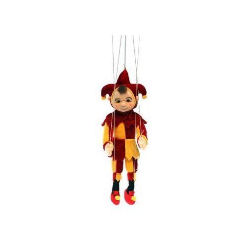 Marionetka Jester - błazen (pacynka, kukiełka)
