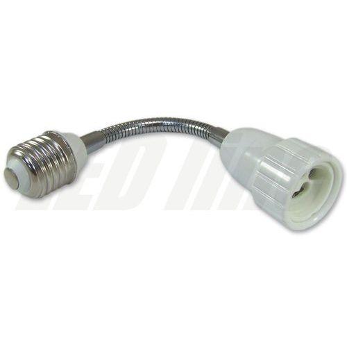 LED line Przejściówka adapter żarówki E27 > GU10 3022 z kategorii oświetlenie