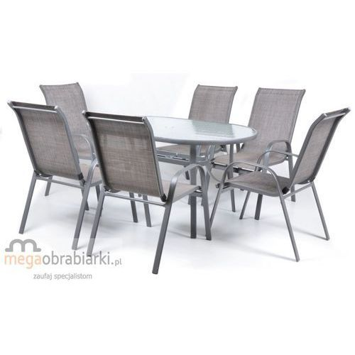 Produkt HECHT Zestaw mebli ogrodowych stół + 6 krzeseł Ekonomy Set RATY 0,5% NA CAŁY ASORTYMENT DZWOŃ