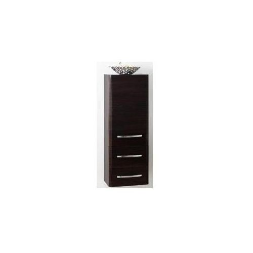 Szafka Antado Cherry słupek wysoki wenge RDM-181 - produkt z kategorii- regały łazienkowe