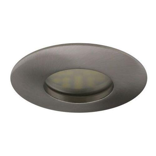 Oprawa do podbitki dachowej 12 lub 230V stała HDW-1014 chrom IP 44 szczelna z kategorii oświetlenie