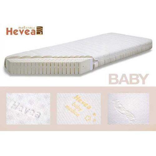 Produkt MATERAC LATEKSOWY HEVEA 60x120 Z POKROWCEM HEVEA