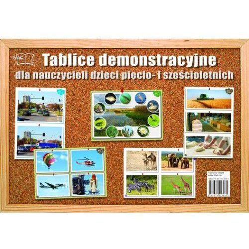 Tablice demonstracyjne dla nauczycieli dzieci pięcio- i sześcioletnich - oferta [2525652675a57582]