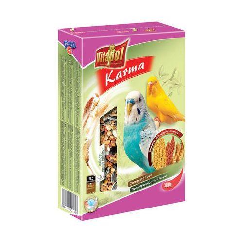 Pokarm dla papugi falistej  Waga:500 g - owocowy, Vitapol