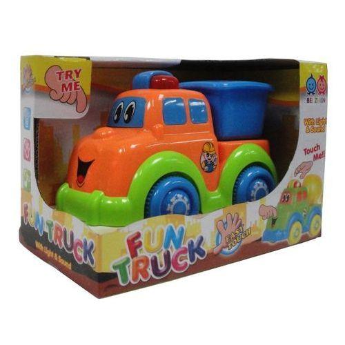 Zabawka SWEDE Autko Wywrotka Z Dźwiękiem G332 - produkt dostępny w Media Expert