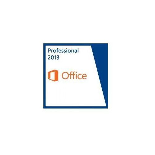 Microsoft Office Professional 2013 32-bit/64-bit PL ESD NOWY z kategorii Programy biurowe i narzędziowe