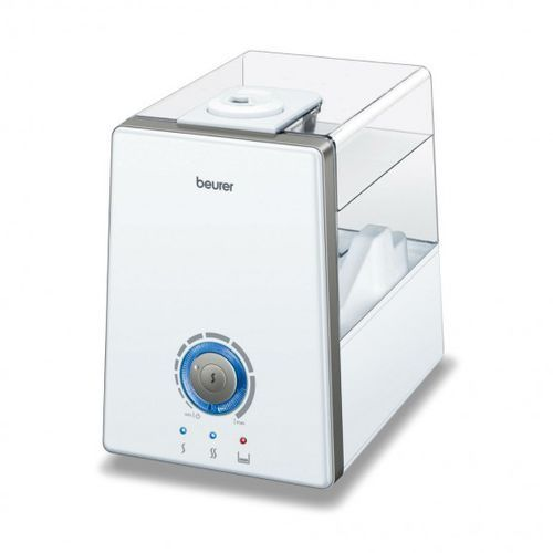 Beurer ultradźwiękowy nawilżacz powietrza z parowaniem wody LB 88 BIAŁY z kategorii Nawilżacze powietrza