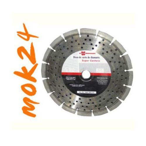 Oferta Tarcza diamentowa cięcie 230x22,2mm segment 12mm sucho/mokro SUPER CANTERO WURTH