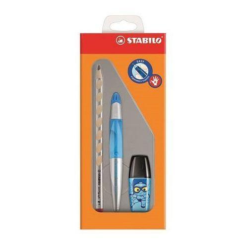 Zestaw STABILO EasyErgonomics Experts dla praworęcznych w kolorze niebieskim - oferta [455a61298585d31d]