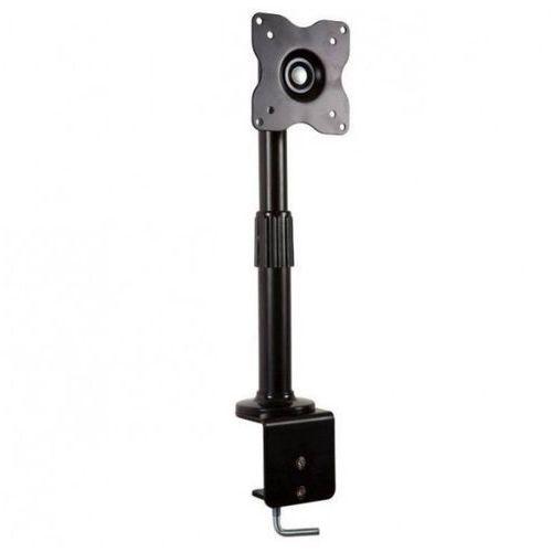 Towar  Uchwyt biurkowy do TV/LCD 10-25'' uchylny/obrotowy/reg.wysokość, max15kg czarny z kategorii uchwyty i ramiona do tv