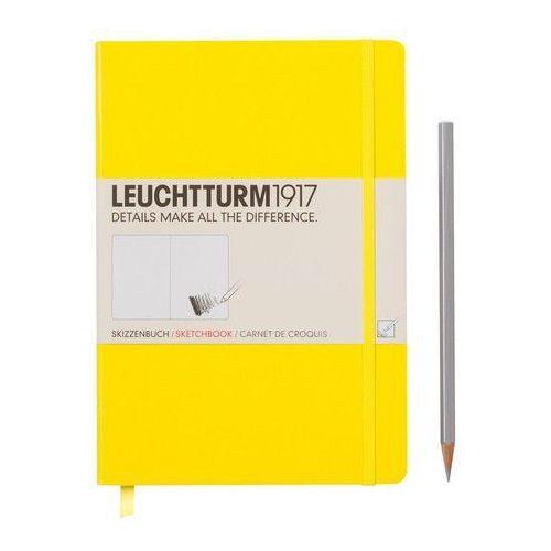 Szkicownik Medium Leuchtturm1917 gładki cytrynowy 344995 - oferta [352f447177258574]
