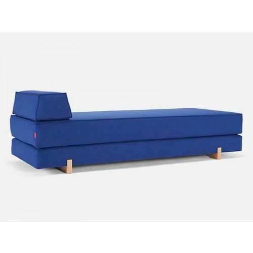 Sofa iDouble szafirowa 553 nogi dąb lakierowany  745058002553-745057-5, INNOVATION iStyle