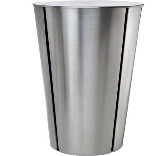 BBQ Stalowy Grill Węglowy 59 cm - Srebrny, produkt marki Eva Solo
