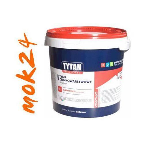 Tynk akrylowy biały BARANEK 1.5mm 25kg E 148 EOS TYTAN Professional (izolacja i ocieplenie)
