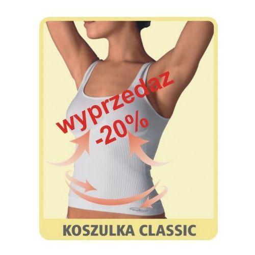 Artykuł Koszulka przeciwcellulitowa Shape (push-up) - biała i beżowa z kategorii bielizna wyszczuplająca