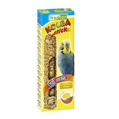 NESTOR Kolba dla małych papug - JAJECZNA (2szt/op)
