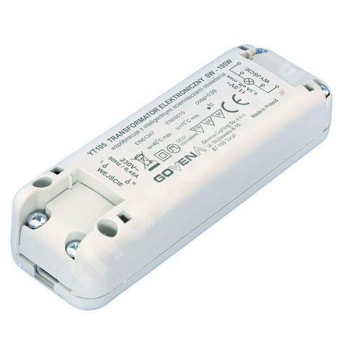 Transformator Elektroniczny 12V 105W Govena z kategorii Transformatory