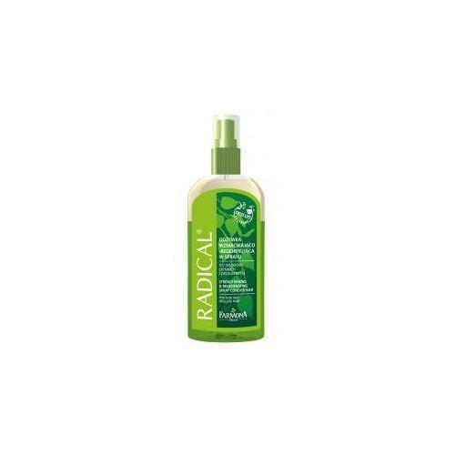Produkt z kategorii- odżywki do włosów - Radical Odżywka w sprayu nadająca objętość 200ml FARMONA