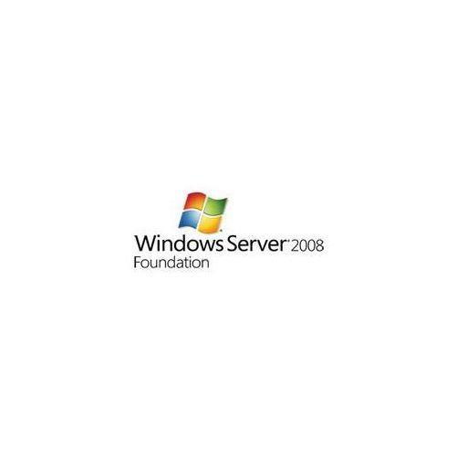 Produkt Ms Windows Server 2008 R2 Foundation (1 Cpu) Rok - Spanish