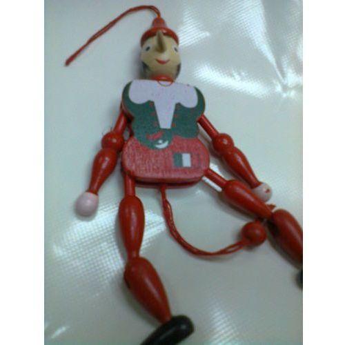 Pinokio z epinokiolandu (pacynka, kukiełka)