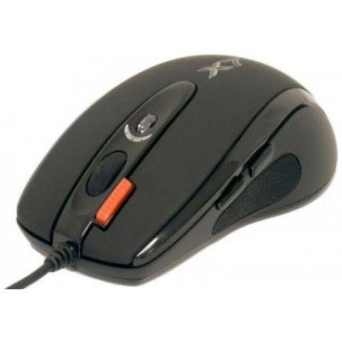 A4TECH Mysz A4T EVO XGame Opto Oscar X710 Extra Fire USB z kat. myszy, trackballe i wskaźniki