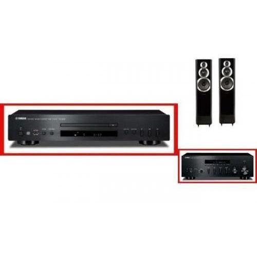 YAMAHA R-S500 + CD-S300 + WHARFEDALE 10.5 - wieża, zestaw hifi - zmontuj tanio swój zestaw na stronie
