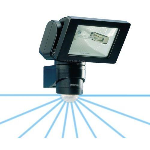 STEINEL Reflektor halogenowy z czujnikiem ruchu HS 150 DUO czarny TRANSPORT GRATIS ! sprawdź szczegóły w narzedziowy.com.pl