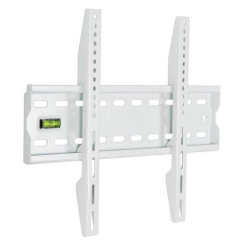 Uchwyt ścienny do lcd 17''- 37'' slim podwójne mocowanie max.40kg biały od producenta 4world
