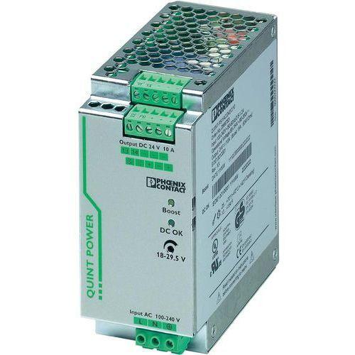 Artykuł Zasilacz na szynę Phoenix Contact QUINT-PS/1AC/24DC/20, 24 V, 20 A z kategorii transformatory