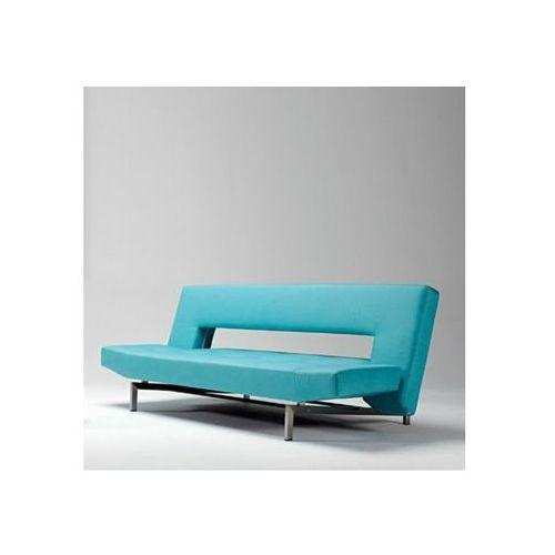 Istyle Innovation Wing Sofa Rozkładana Tkanina Niebieska (742001226)