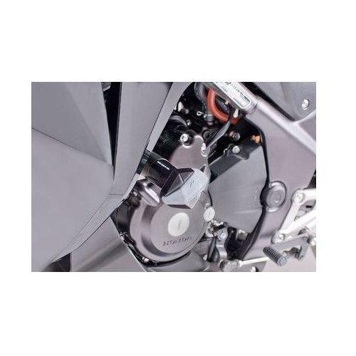 Puig y Honda CBR250R; 2011-2013 (czarne) | TRANSPORT KURIEREM GRATIS z kat. crash pady motocyklowe