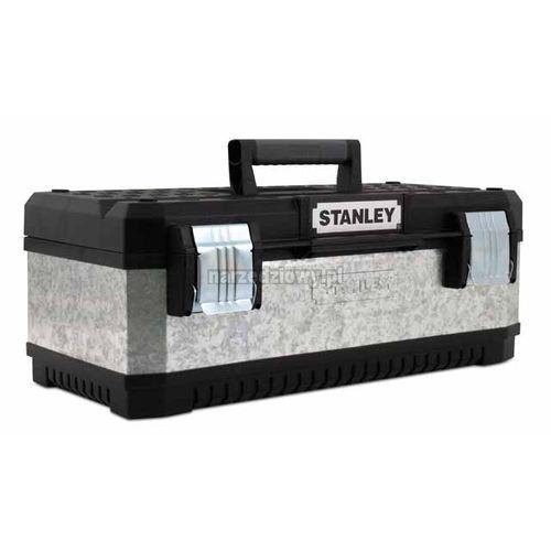 Towar z kategorii: skrzynki i walizki narzędziowe - STANLEY Skrzynka narzędziowa galwanizowana 23`` 10 urodz