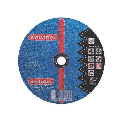 Tarcza tnąca Novoflex A 30 230x3x22,2mm do stali (wypukła) Metabo ze sklepu NEXTERIO