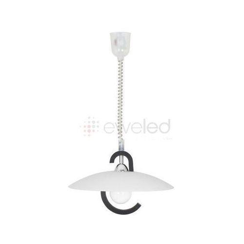 FEZ lampa wisząca 1 x 100W E27 BIAŁY - sprawdź w EWELED.pl